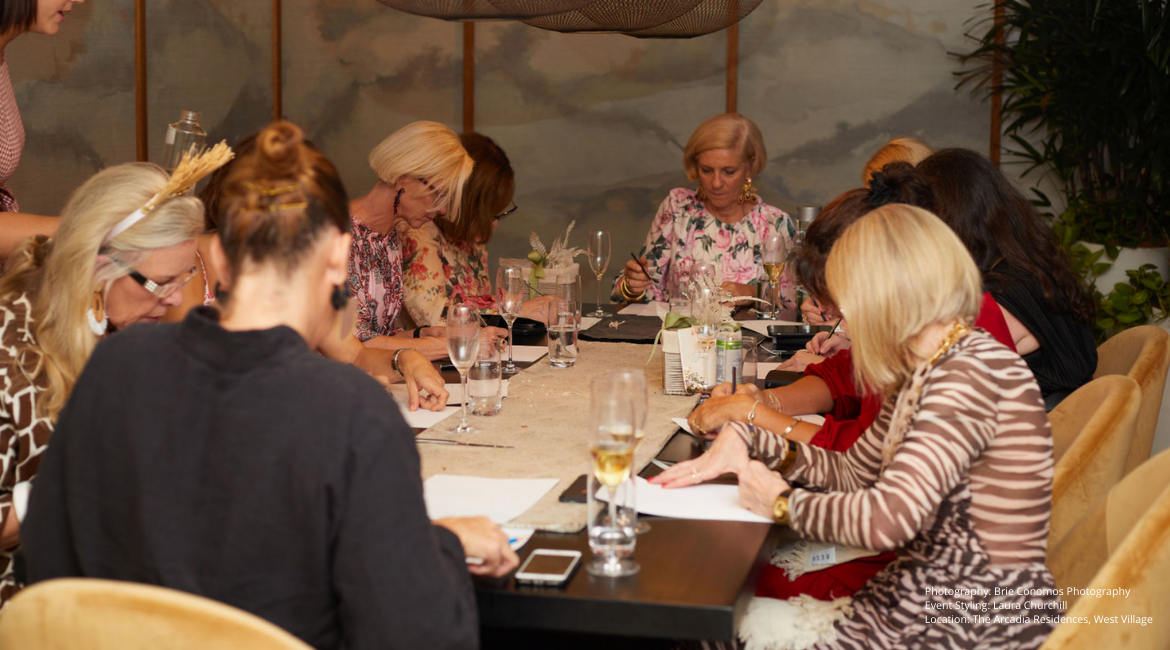 Intimate fashion illustration masterclass with Penelope Bell